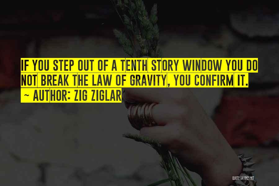 Confirm Quotes By Zig Ziglar