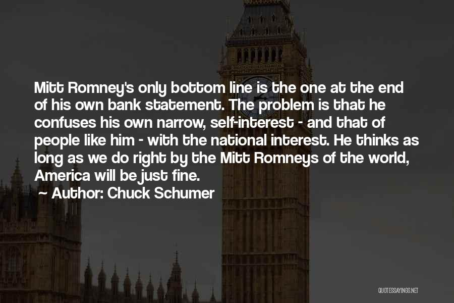 Confuses Quotes By Chuck Schumer