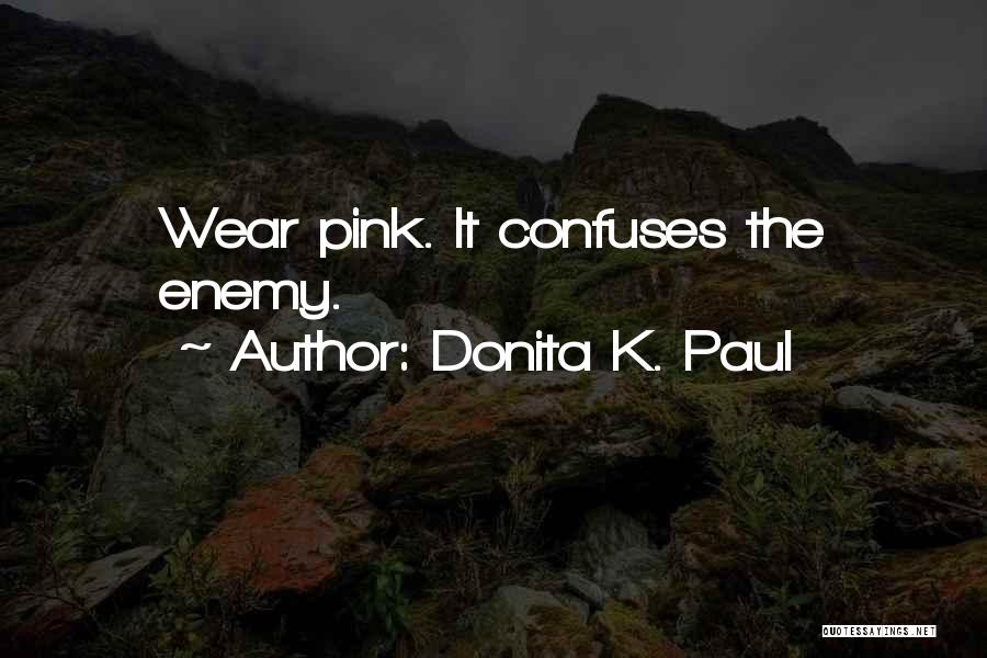 Confuses Quotes By Donita K. Paul