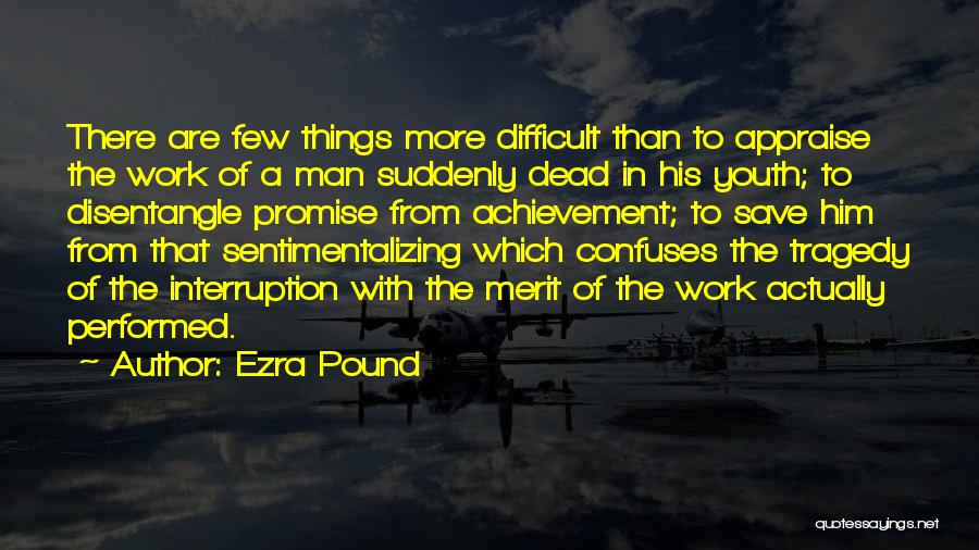 Confuses Quotes By Ezra Pound