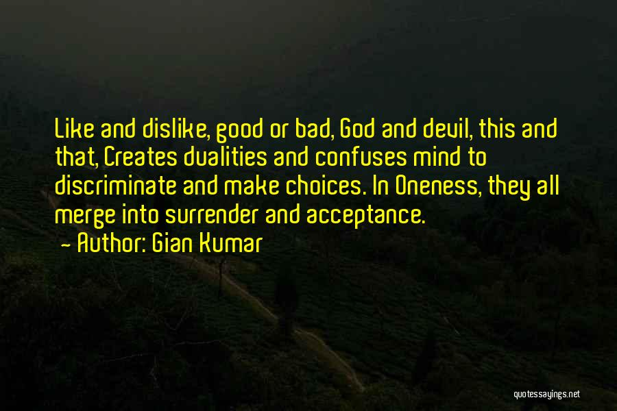 Confuses Quotes By Gian Kumar
