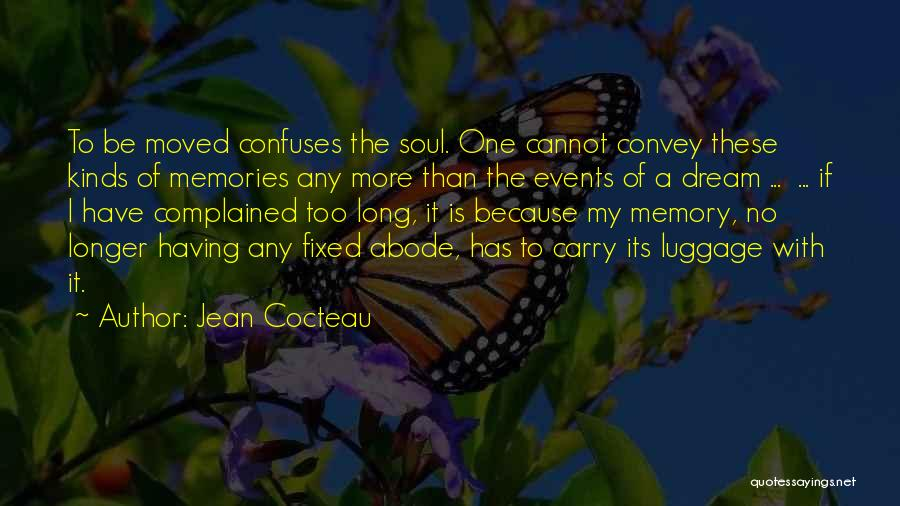 Confuses Quotes By Jean Cocteau
