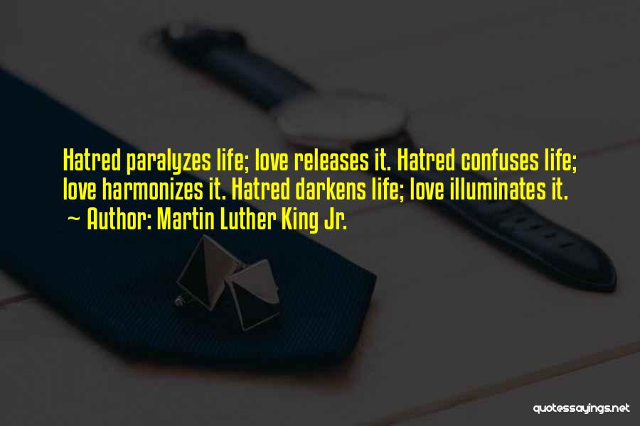 Confuses Quotes By Martin Luther King Jr.