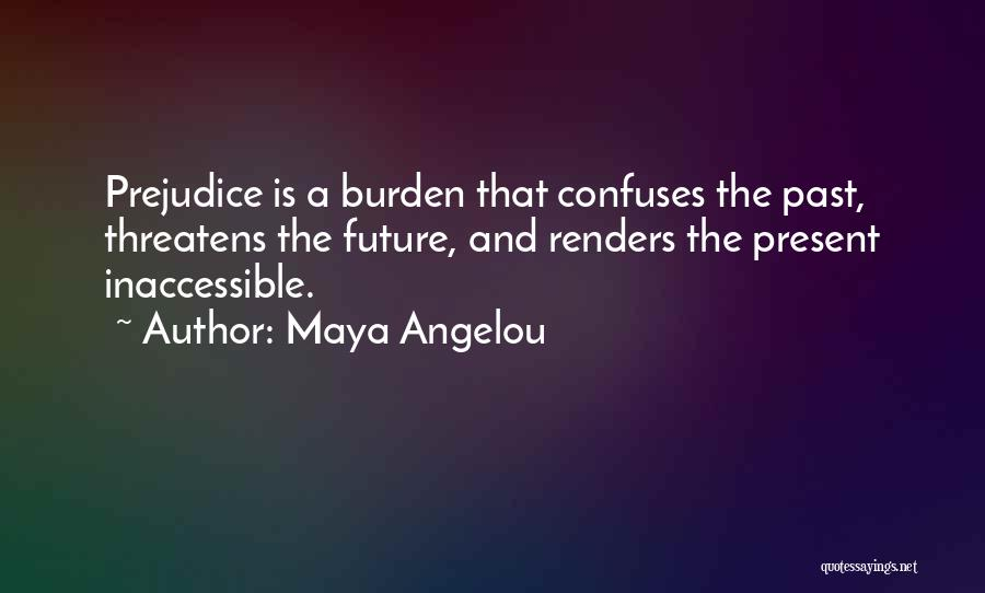 Confuses Quotes By Maya Angelou