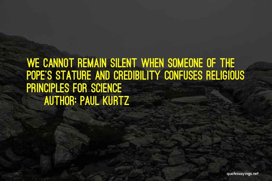 Confuses Quotes By Paul Kurtz