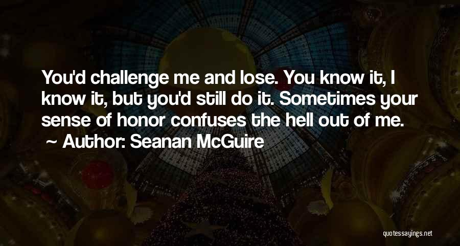 Confuses Quotes By Seanan McGuire