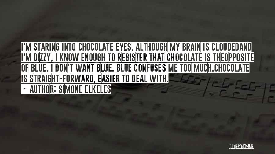 Confuses Quotes By Simone Elkeles