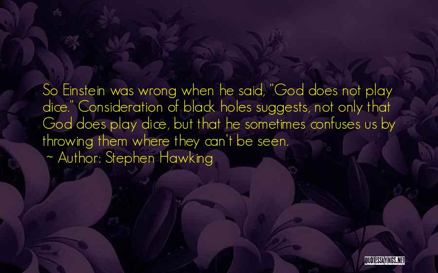 Confuses Quotes By Stephen Hawking