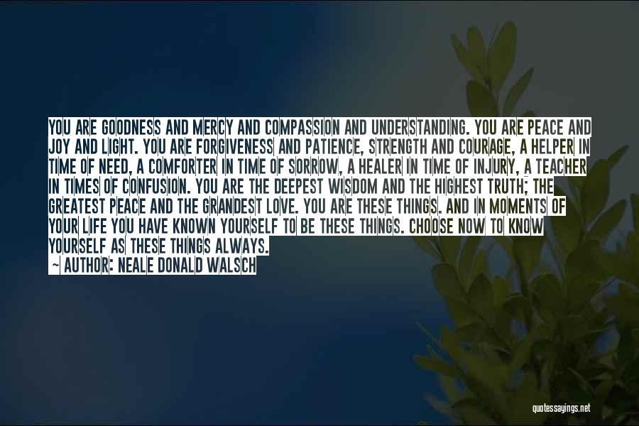 Confusion In Love And Life Quotes By Neale Donald Walsch