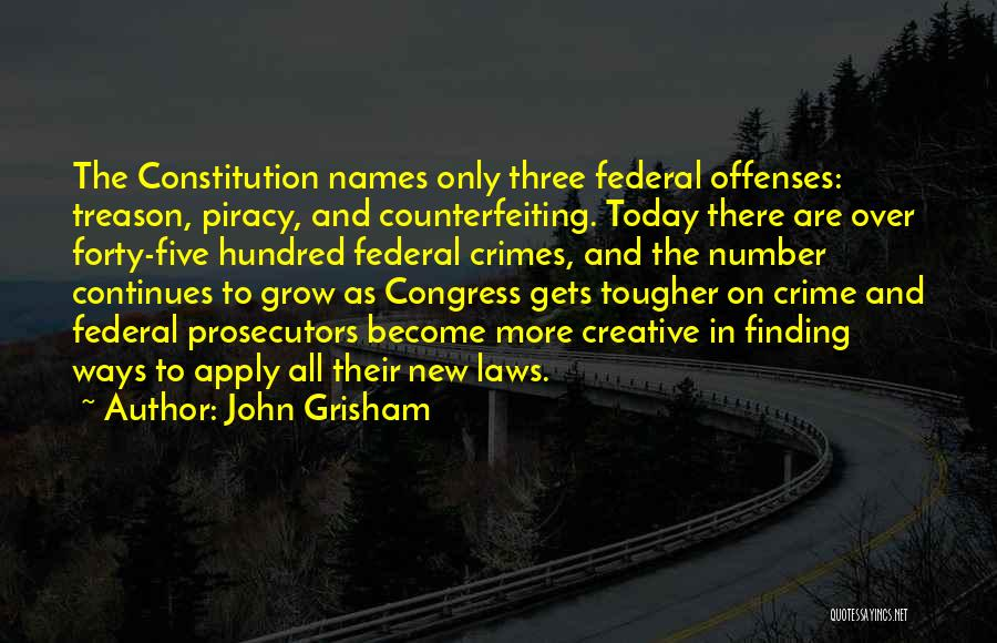 Congress Today Quotes By John Grisham
