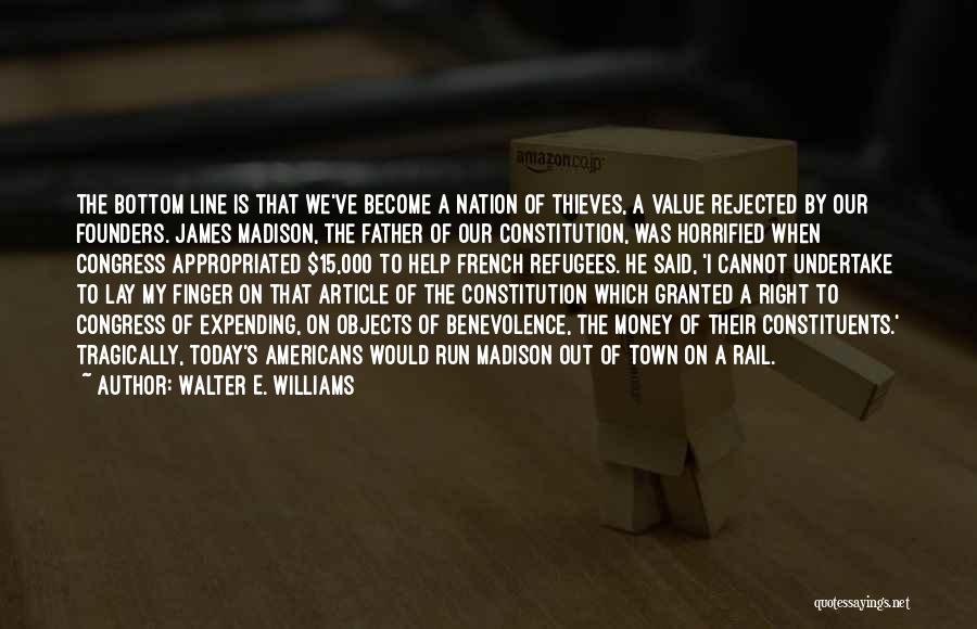 Congress Today Quotes By Walter E. Williams