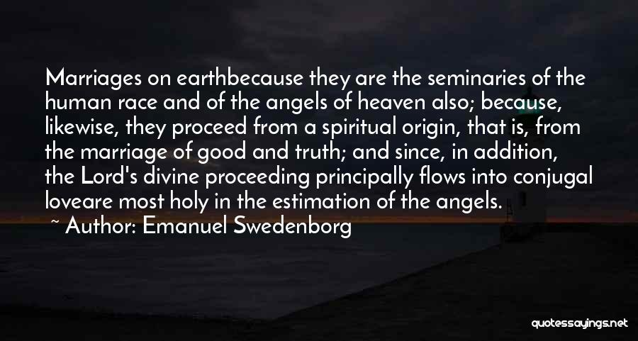 Conjugal Love Quotes By Emanuel Swedenborg