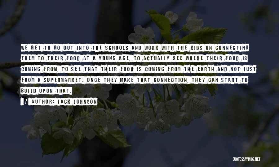 Connection To Earth Quotes By Jack Johnson