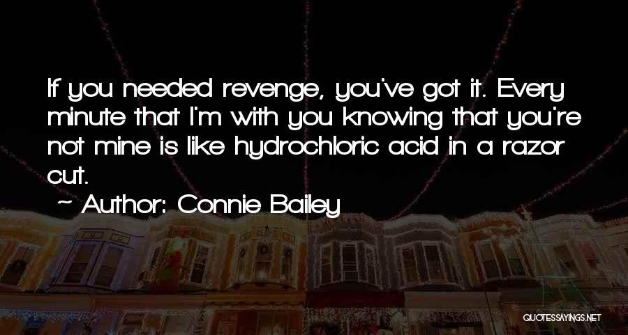 Connie Bailey Quotes 1303524