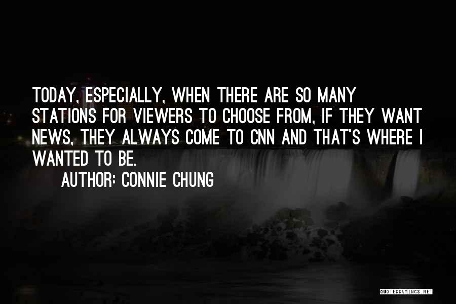Connie Chung Quotes 107824