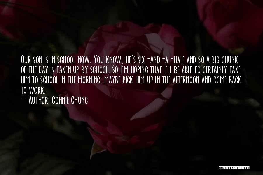 Connie Chung Quotes 1445020