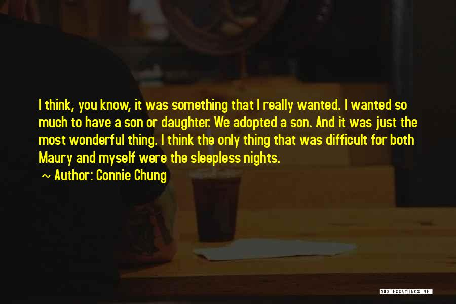 Connie Chung Quotes 208091