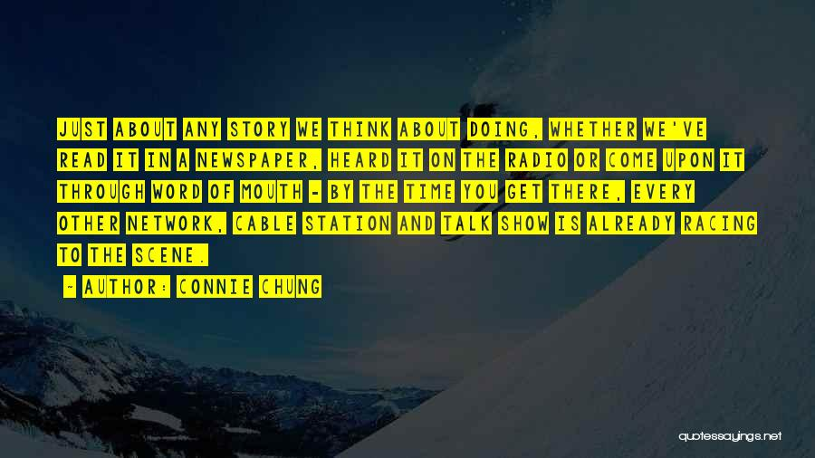 Connie Chung Quotes 870661