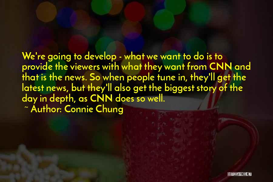 Connie Chung Quotes 958265