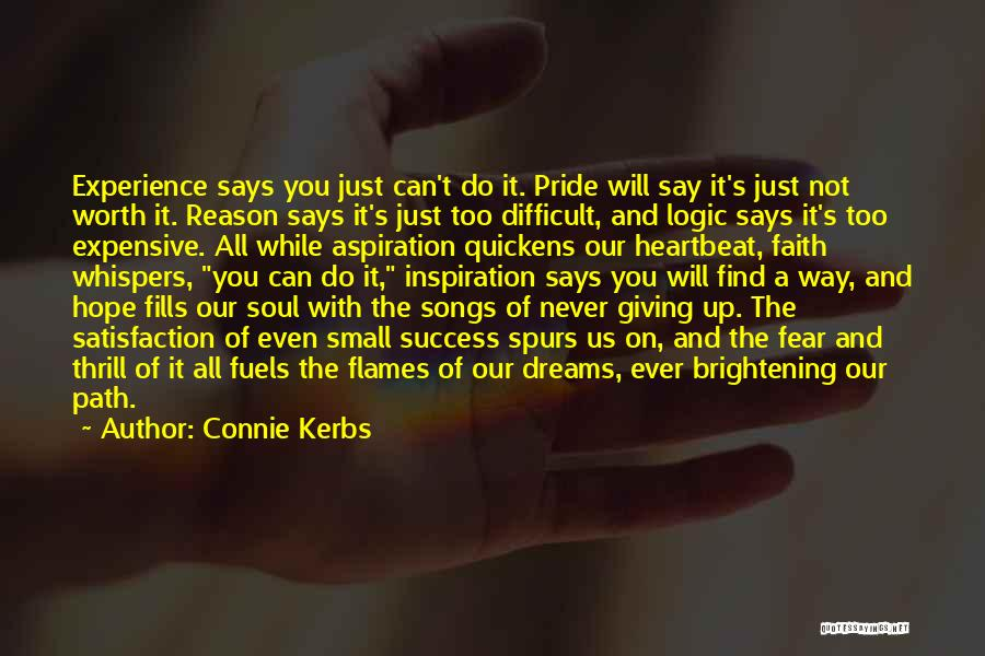 Connie Kerbs Quotes 1024998