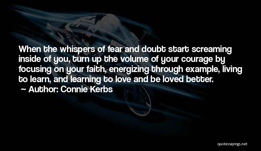 Connie Kerbs Quotes 1235367