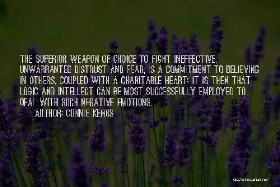 Connie Kerbs Quotes 1904795