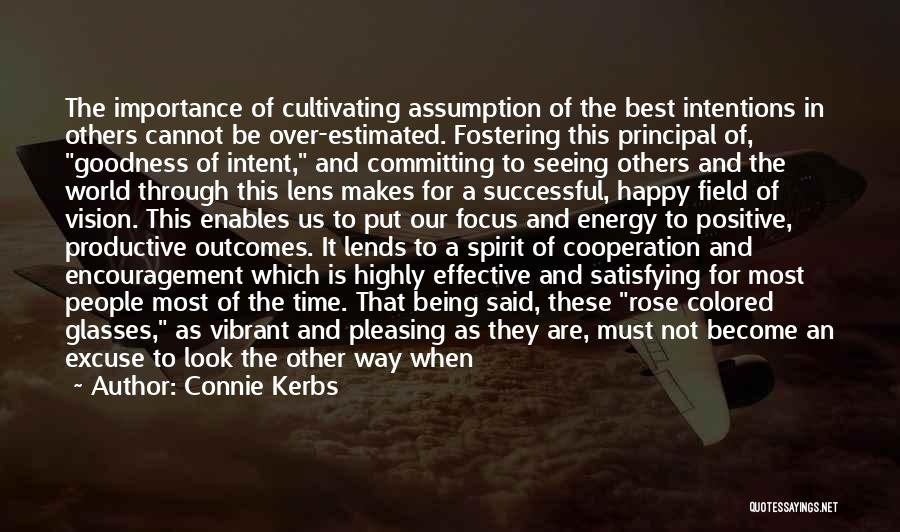 Connie Kerbs Quotes 312677