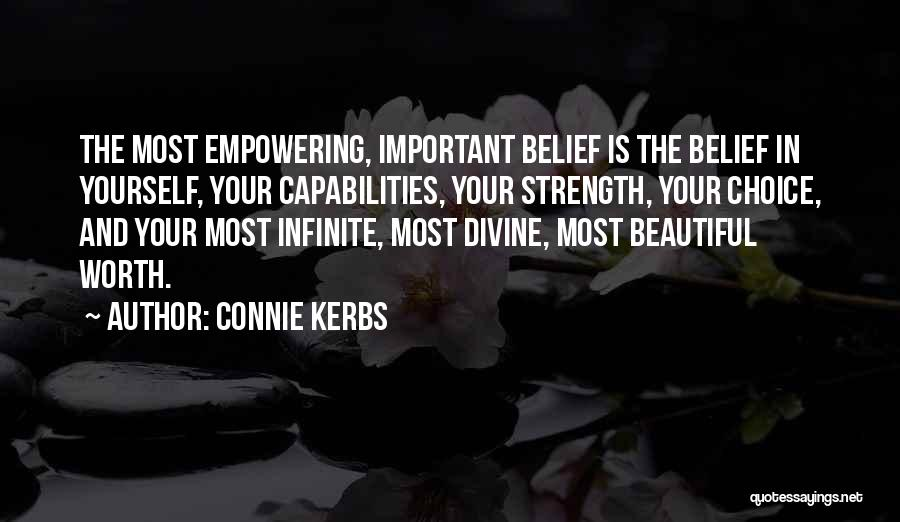 Connie Kerbs Quotes 571077