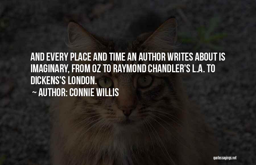 Connie Willis Quotes 1016782