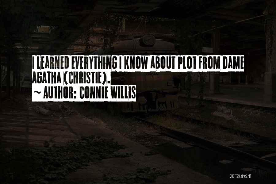 Connie Willis Quotes 1159074
