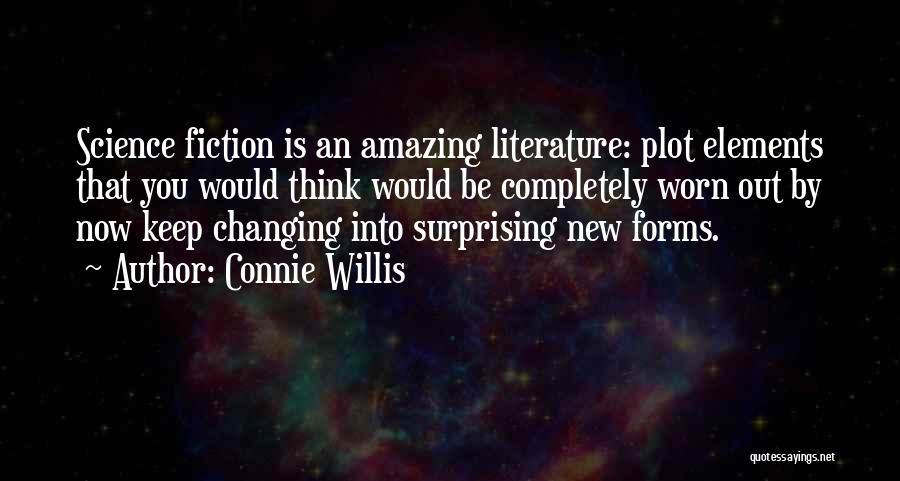 Connie Willis Quotes 1174910