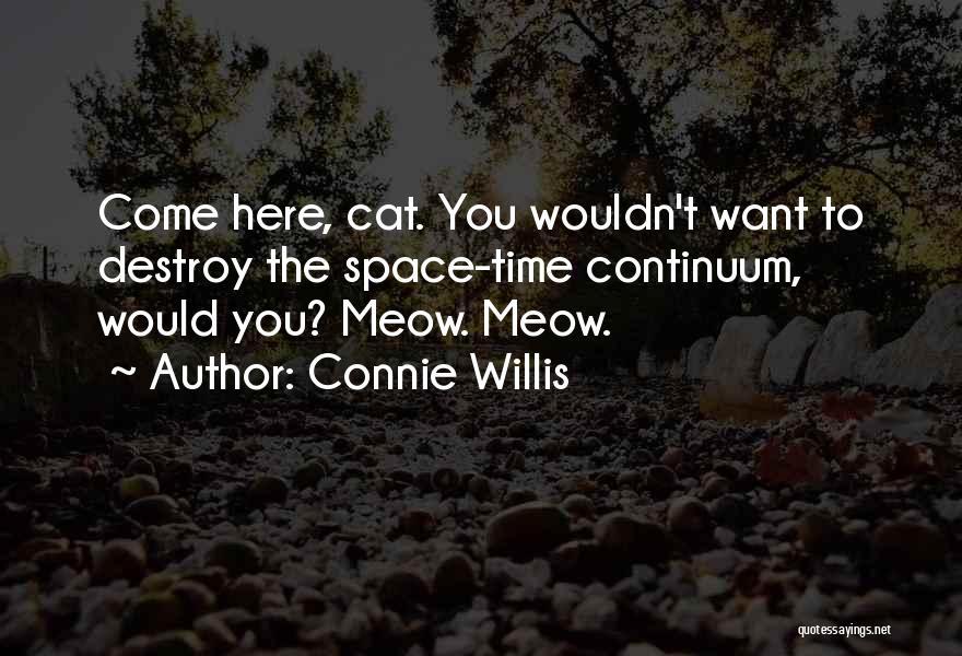 Connie Willis Quotes 121412