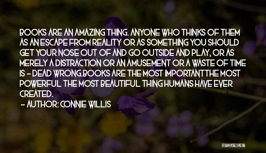 Connie Willis Quotes 1331982