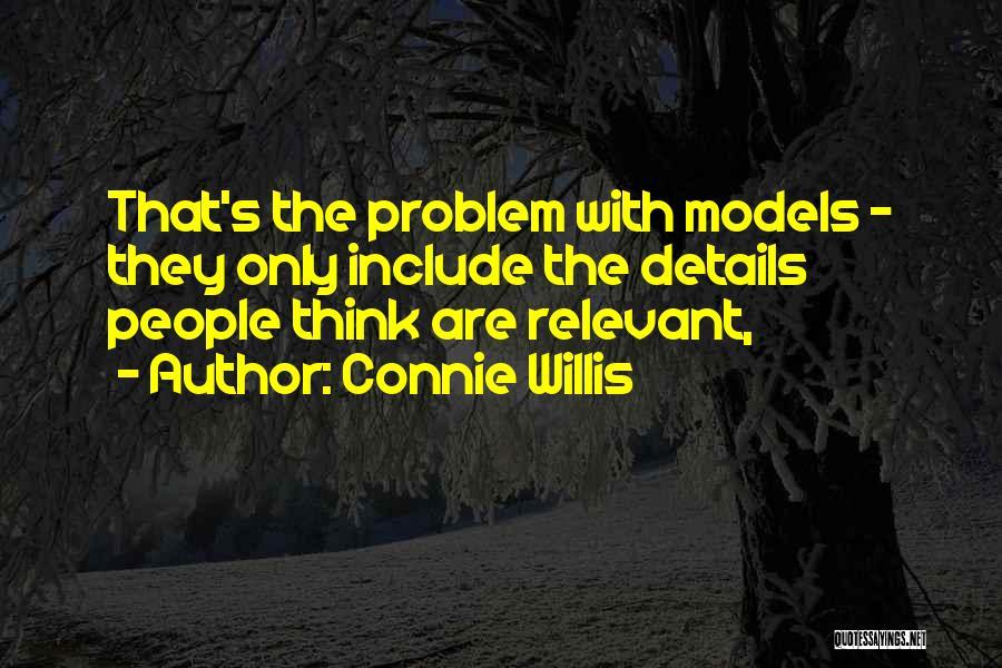 Connie Willis Quotes 1369909