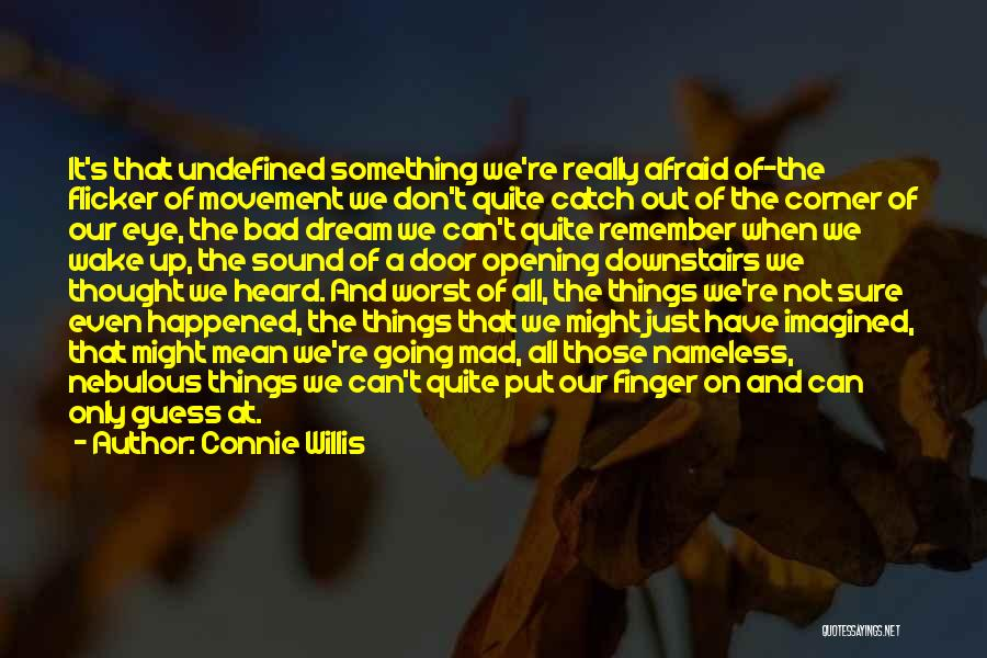 Connie Willis Quotes 1386913