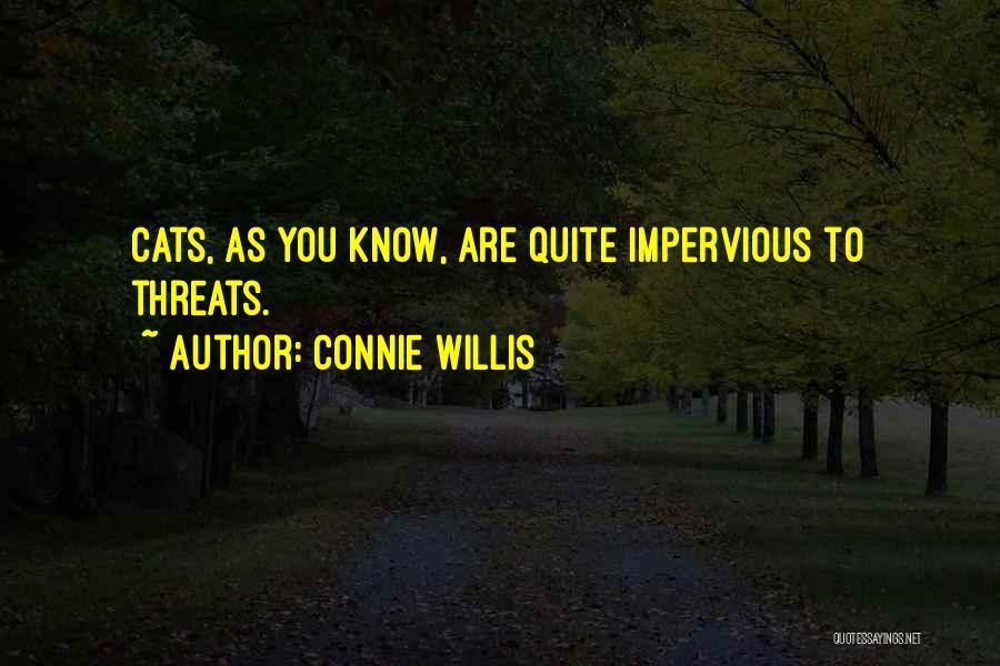 Connie Willis Quotes 140913