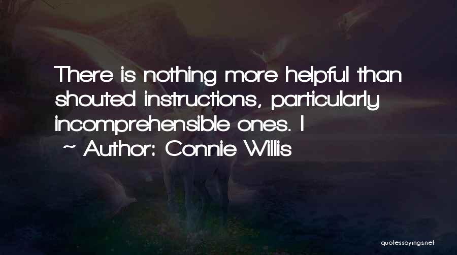 Connie Willis Quotes 142506
