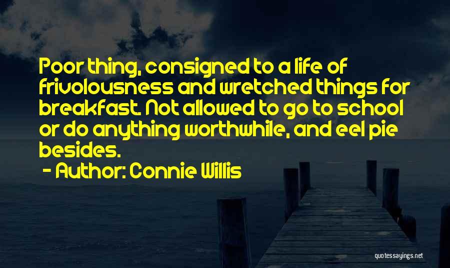 Connie Willis Quotes 1498925