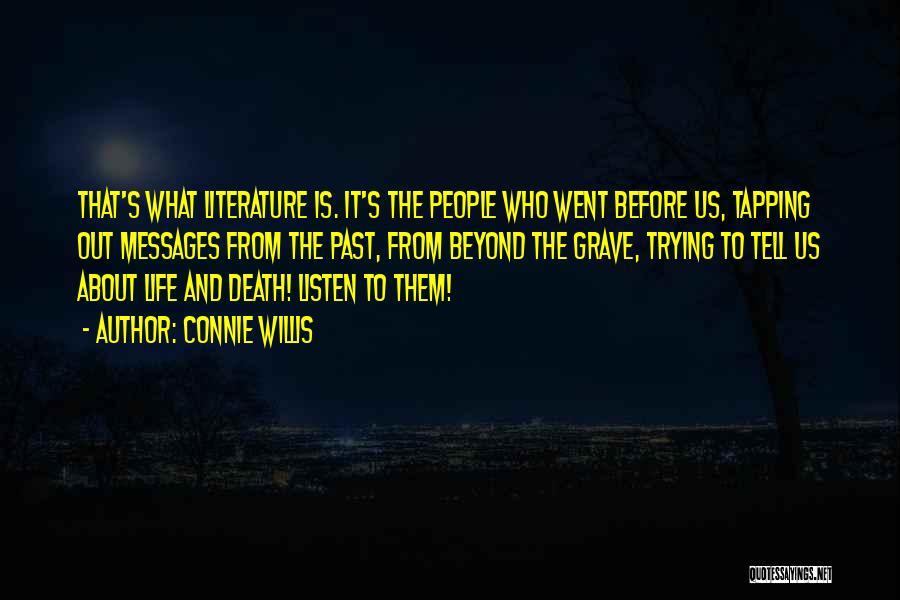 Connie Willis Quotes 1513785