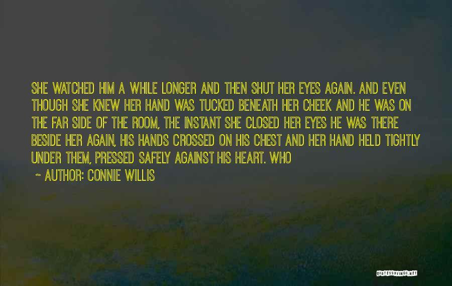 Connie Willis Quotes 1532097