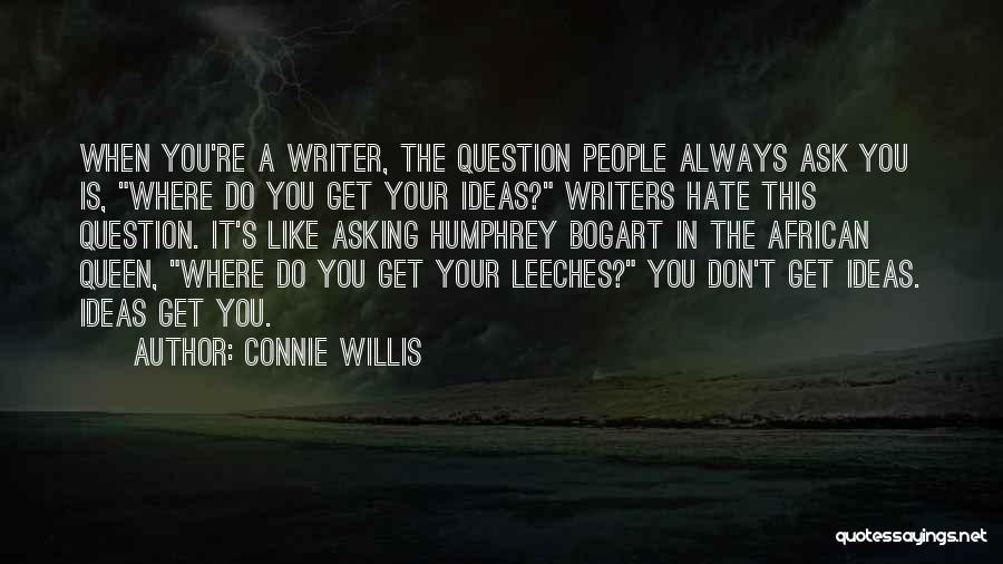 Connie Willis Quotes 1538126