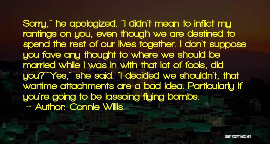 Connie Willis Quotes 1628791