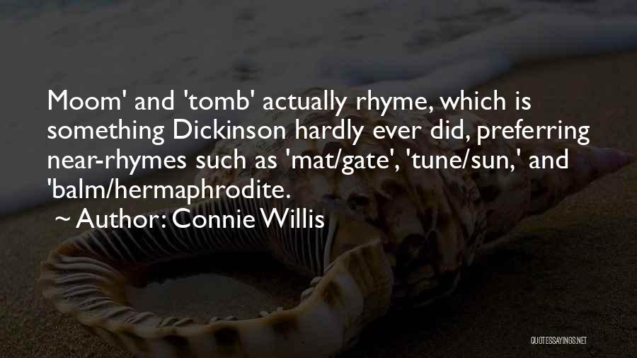 Connie Willis Quotes 1687896