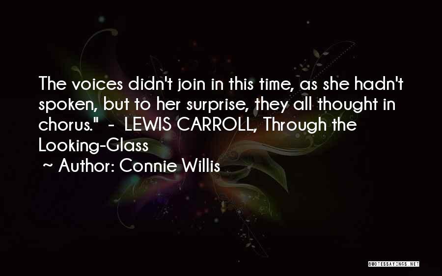 Connie Willis Quotes 1747634