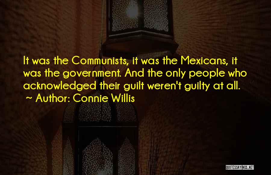 Connie Willis Quotes 1833463
