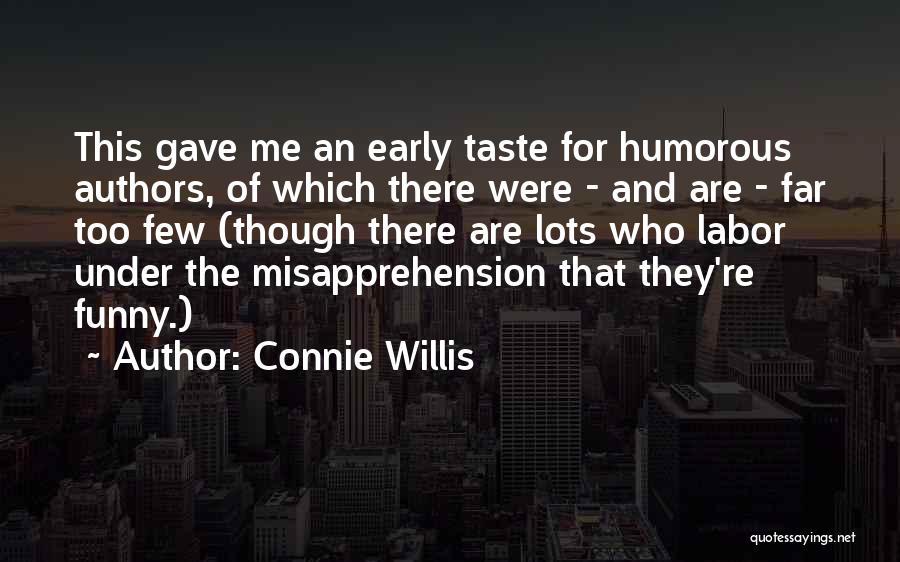 Connie Willis Quotes 1988516