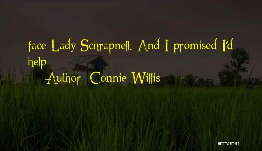 Connie Willis Quotes 199079
