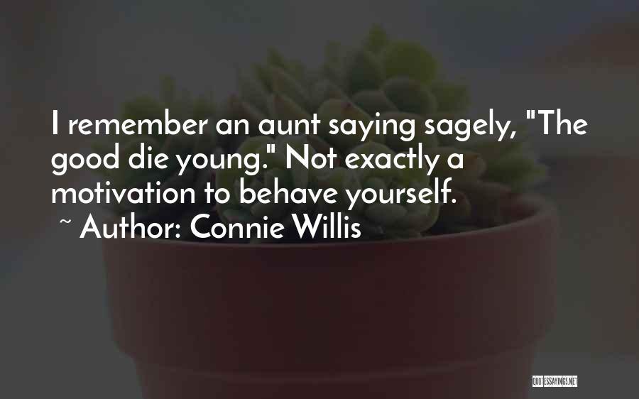 Connie Willis Quotes 2072968