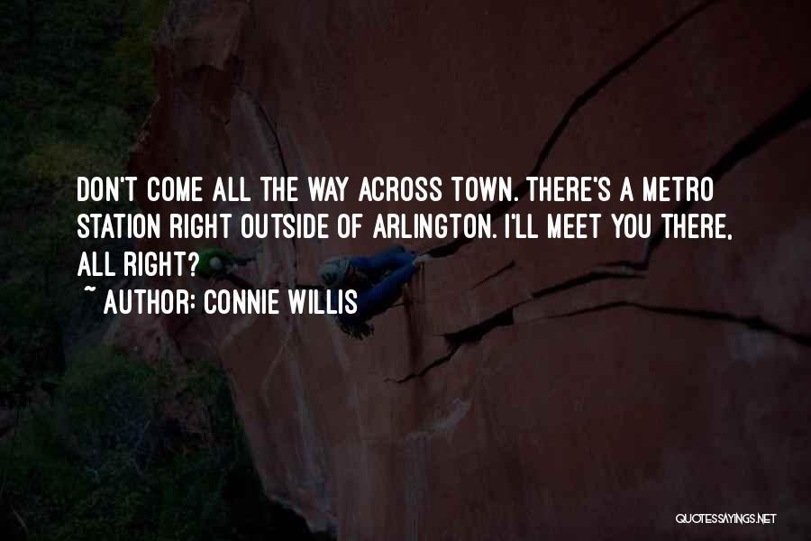 Connie Willis Quotes 229418