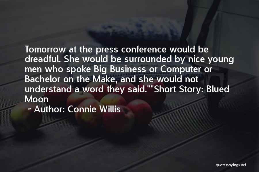 Connie Willis Quotes 244264